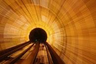 tunnel, long-exposure
