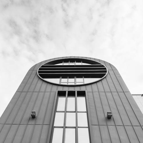 Photos gratuites de architecture moderne, bâtiment, café, design architectural
