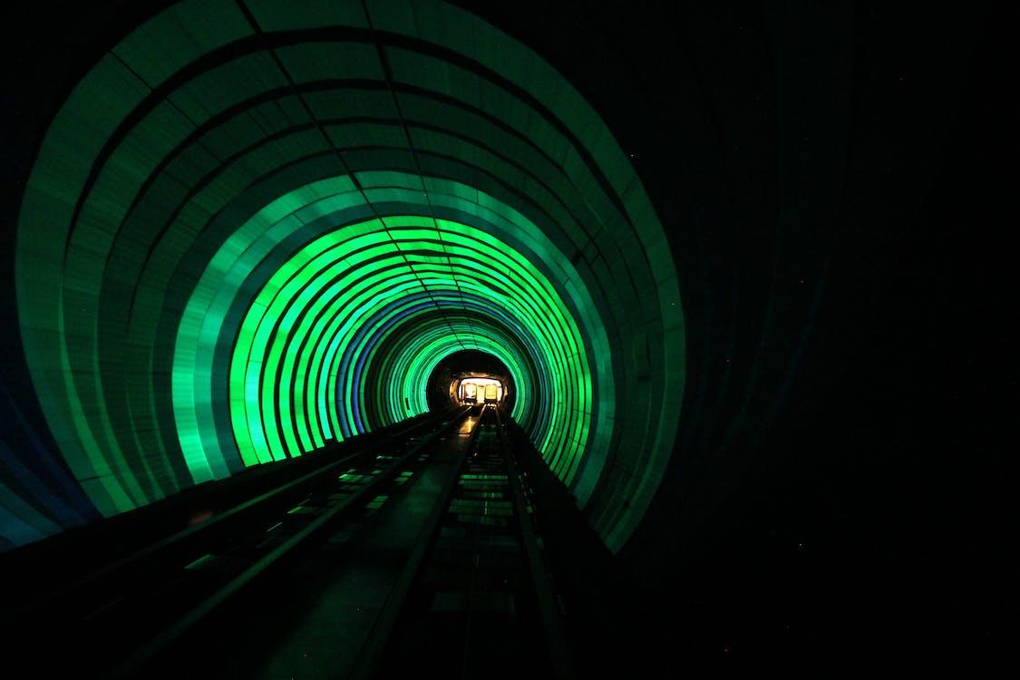 shanghai, tunnel