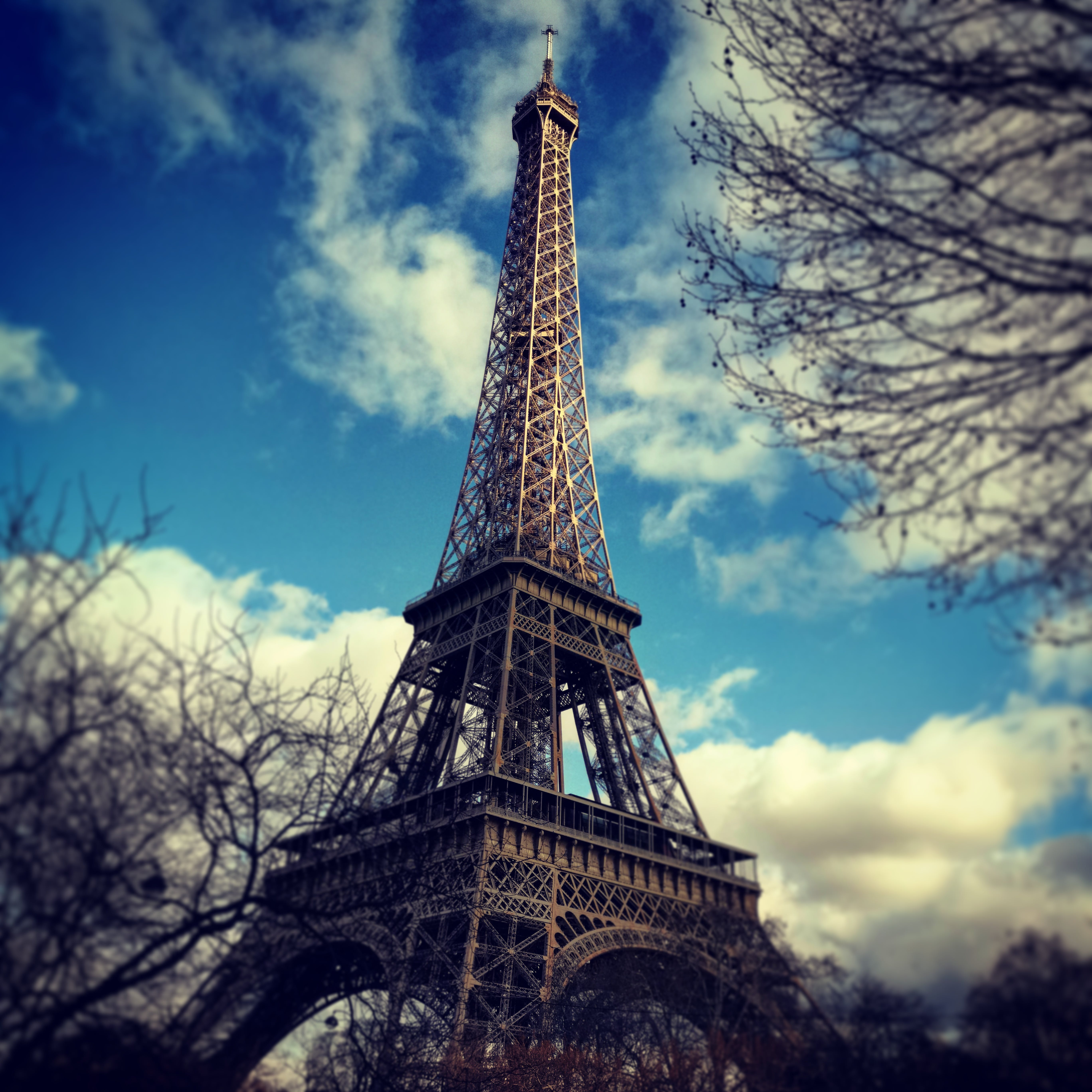 Free stock photo of eiffel tower, historic, holiday, monument