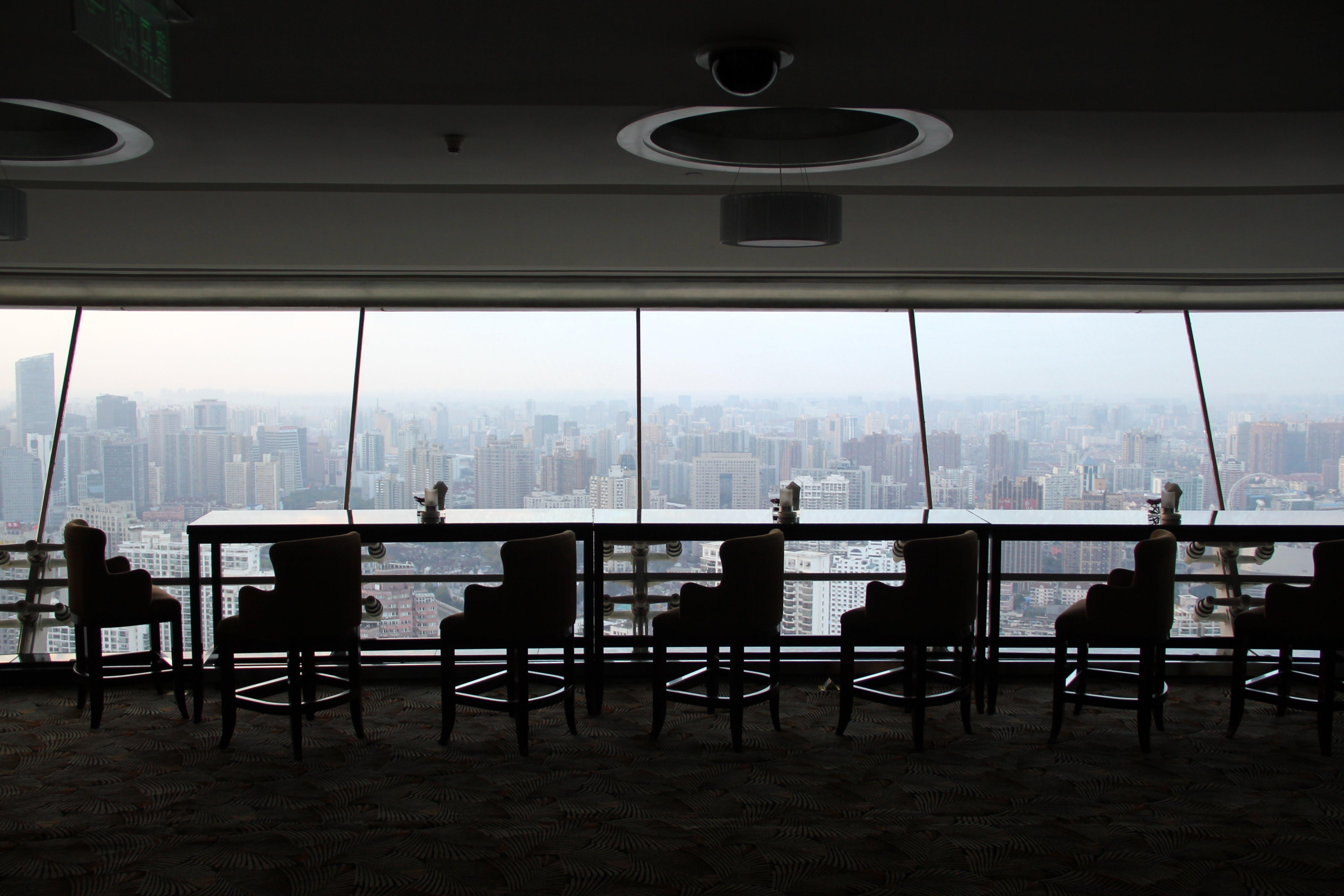 Free stock photo of city, New World Radisson Blue Hotel, shanghai, skyline