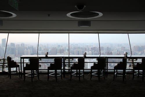 Ingyenes stockfotó láthatár, Sanghaj, új világ radisson blue hotel, város témában