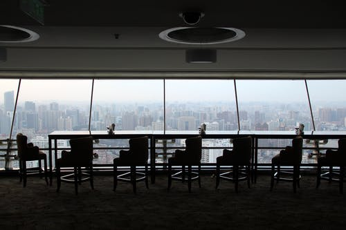 Gratis stockfoto met horizon, new world radisson blue hotel, plaats, shanghai