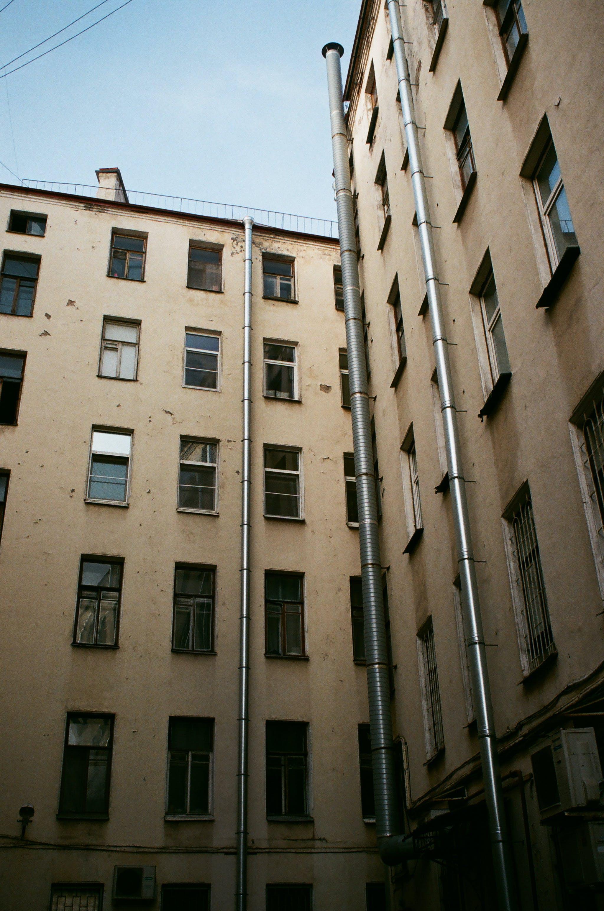 Foto d'estoc gratuïta de apartament, arquitectura, disseny arquitectònic, edifici