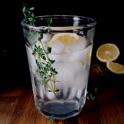 Ilmainen kuvapankkikuva tunnisteilla juoma, sitruuna, vesi