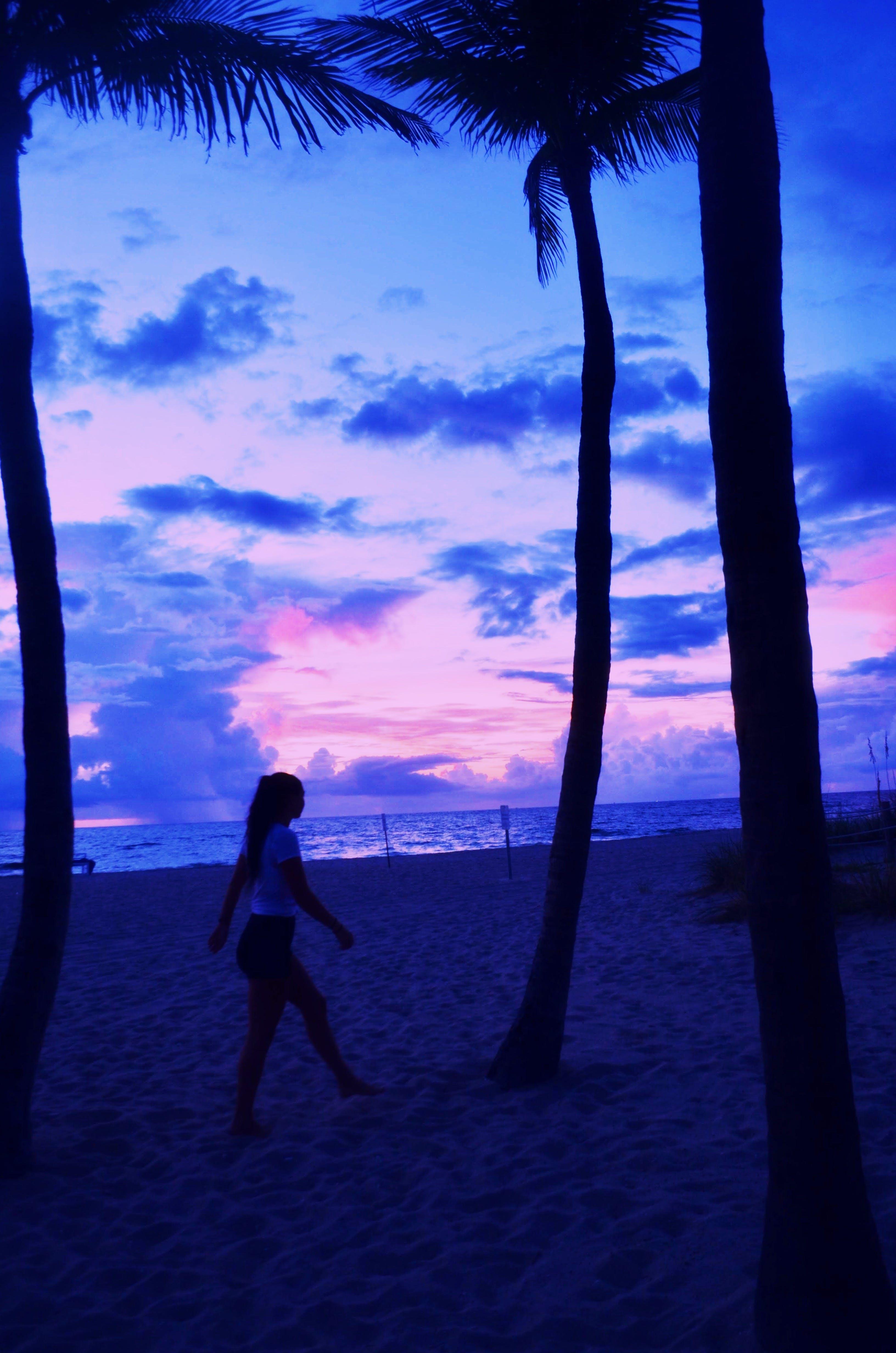 Δωρεάν στοκ φωτογραφιών με ακτή, Ανατολή ηλίου, δραματικός, δραματικός ουρανό