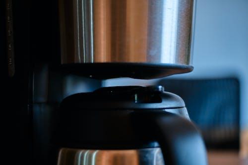 Бесплатное стоковое фото с заваренный, заварной кофе, кофе, кофеварка