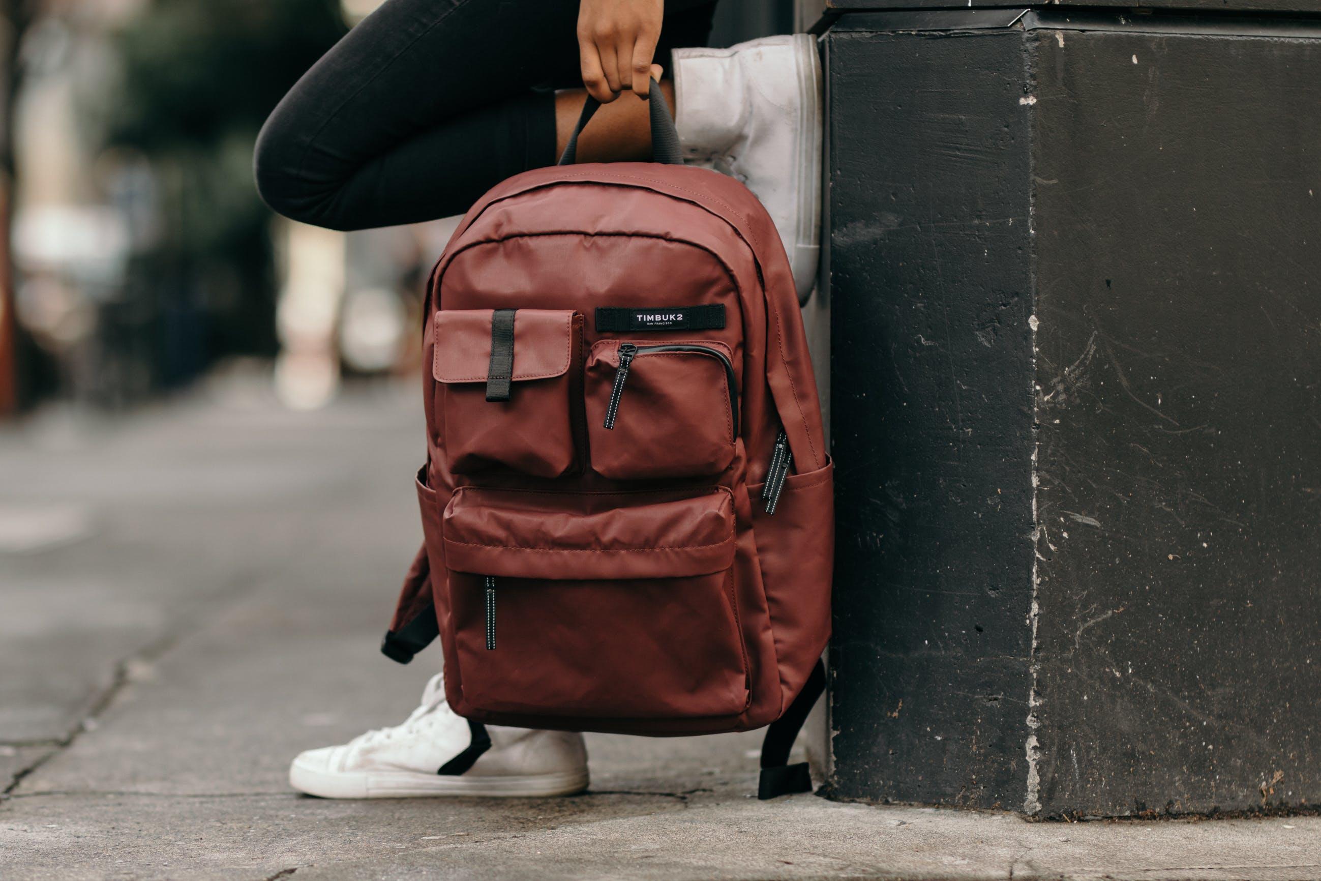Gratis stockfoto met backpack