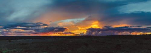 Gratis arkivbilde med dramatisk himmel, himmel, landskap, panorama