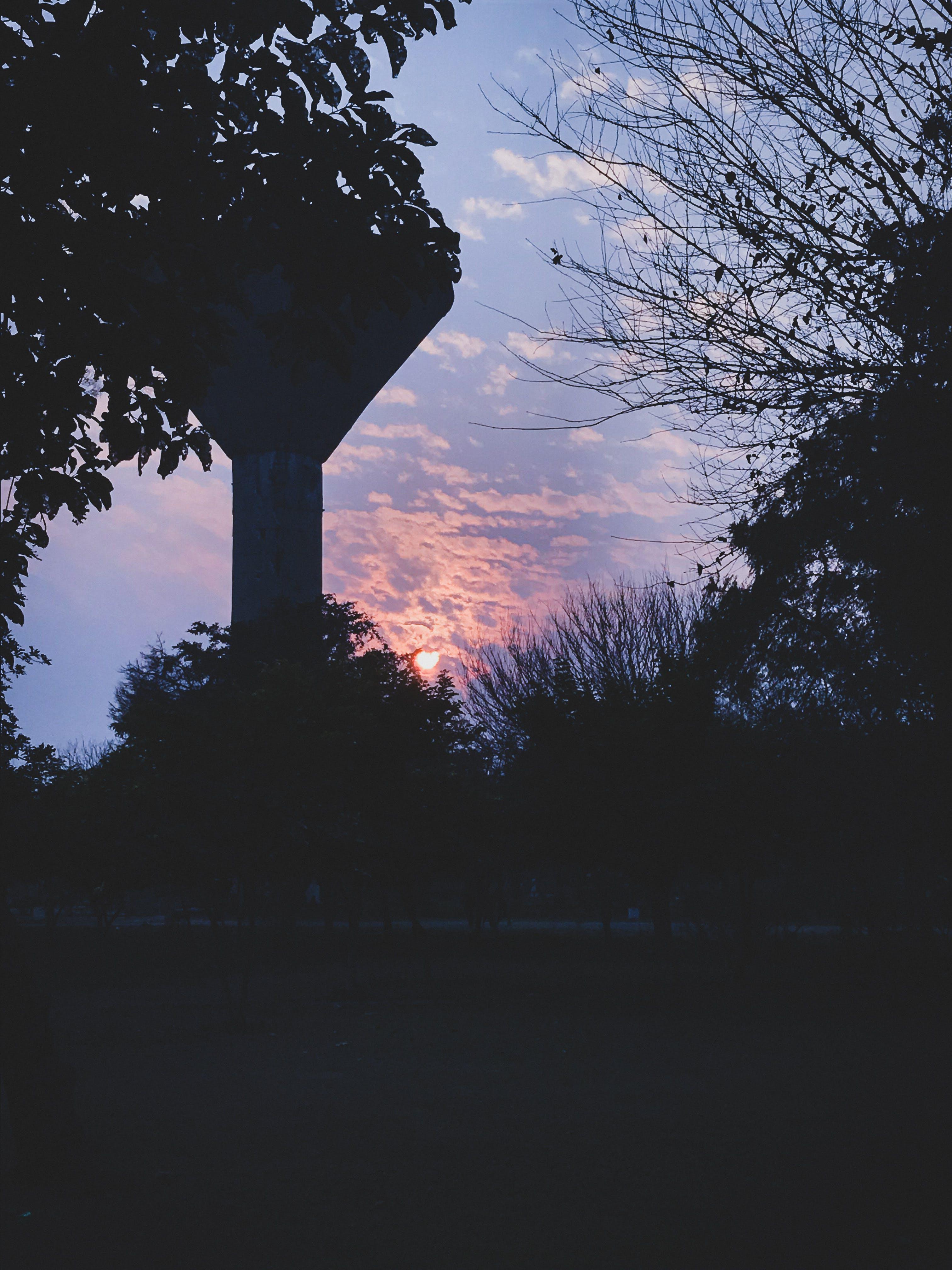 Photos gratuites de coucher de soleil