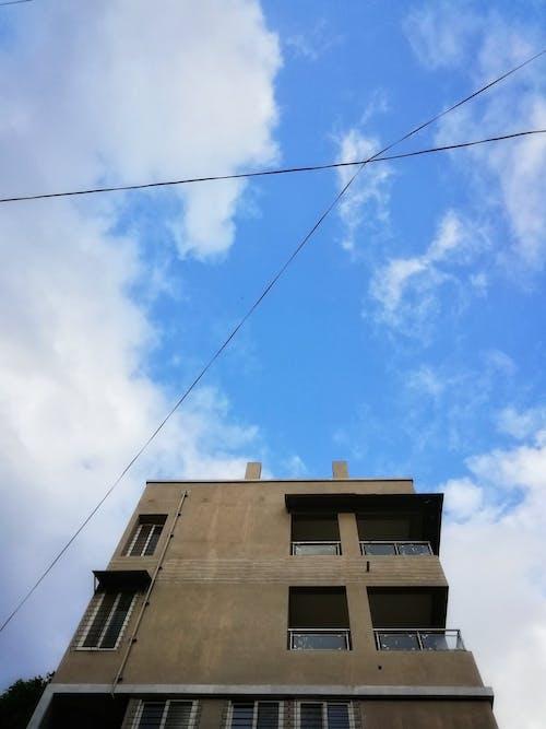 Foto d'estoc gratuïta de arquitectura, ciutat, edifici, foto vertical