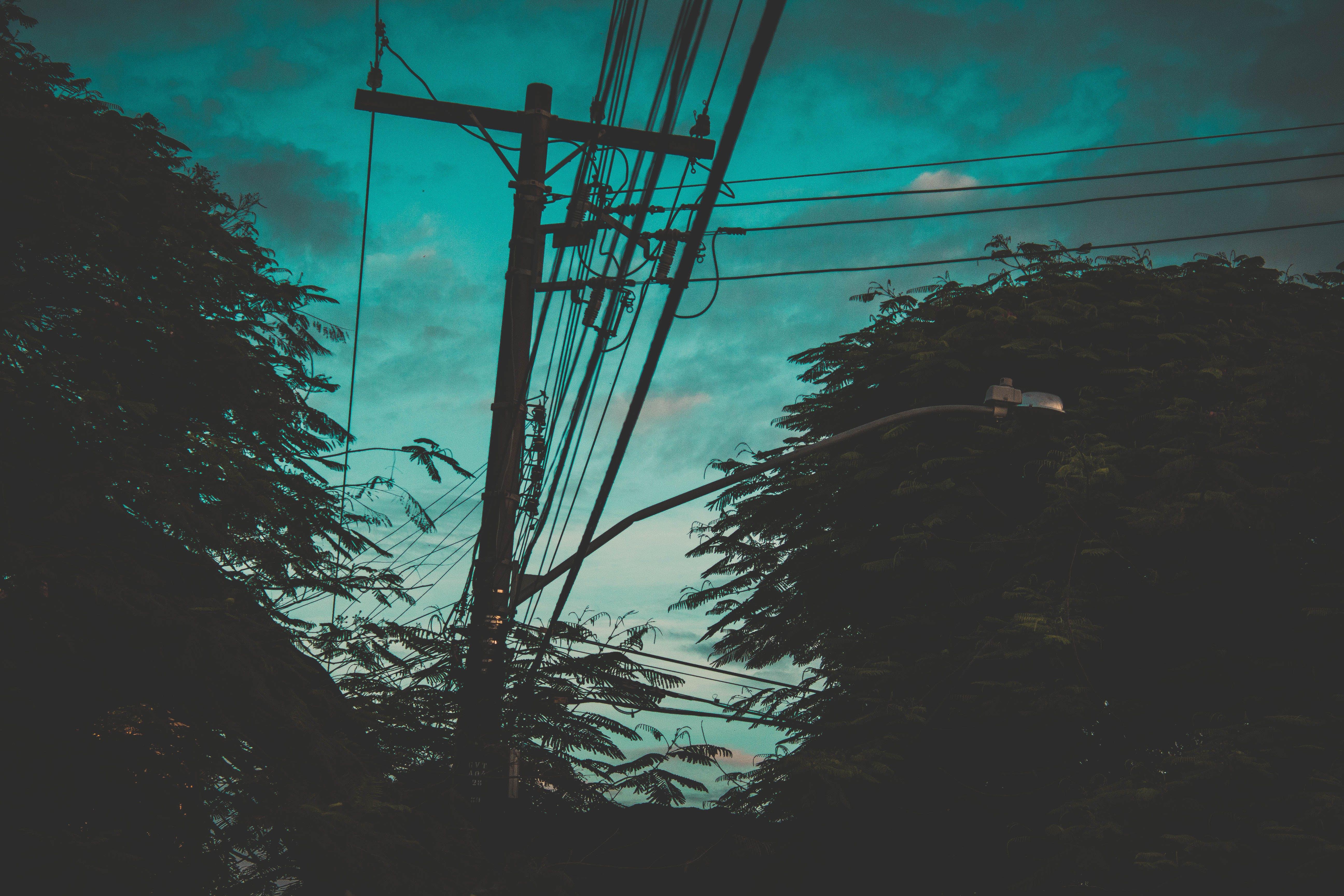 Darmowe zdjęcie z galerii z asfalt, dzień, elektryczność, kolorowy