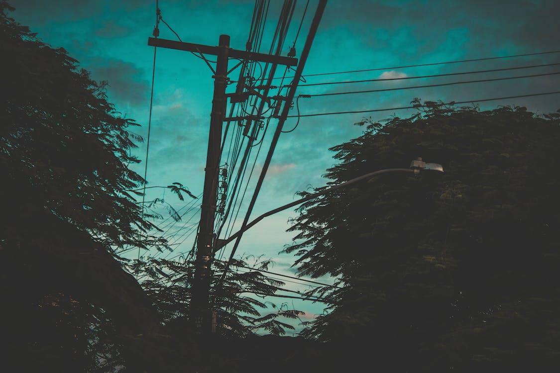 aszfalt, Brazília, elektromosság