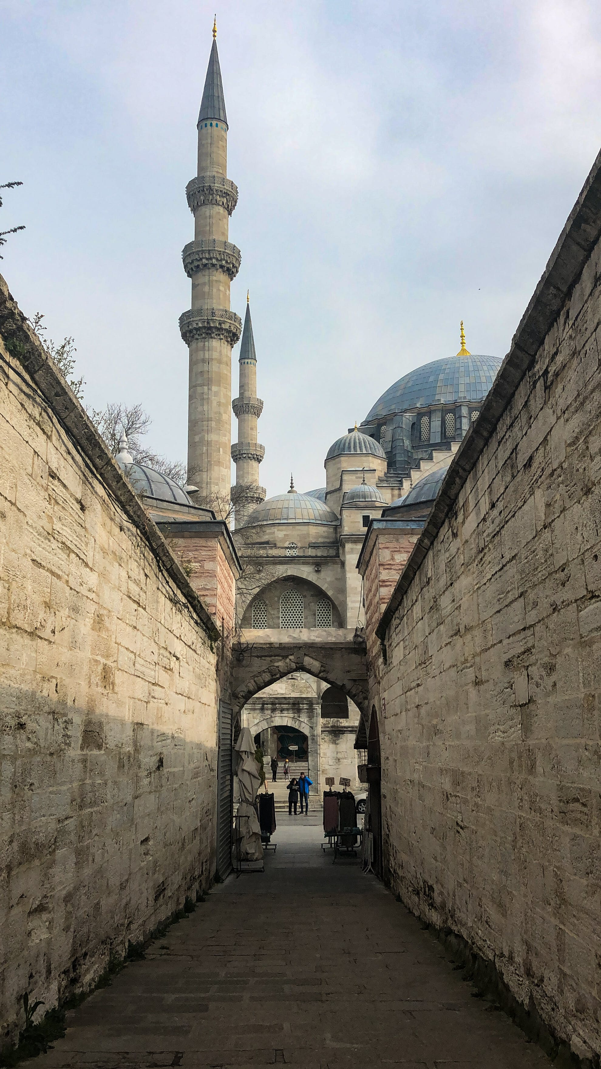 Free stock photo of architecture, blue, Istanbul, mezquita