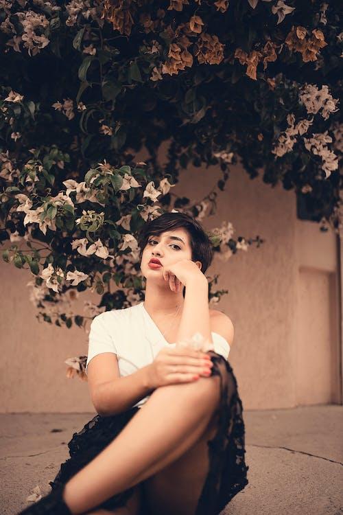 Fotobanka sbezplatnými fotkami na tému atraktívny, bruneta, človek, krása