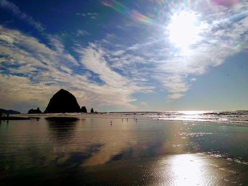 Fotobanka sbezplatnými fotkami na tému delá pláž, joe leineweber, oregon pobreží, sena