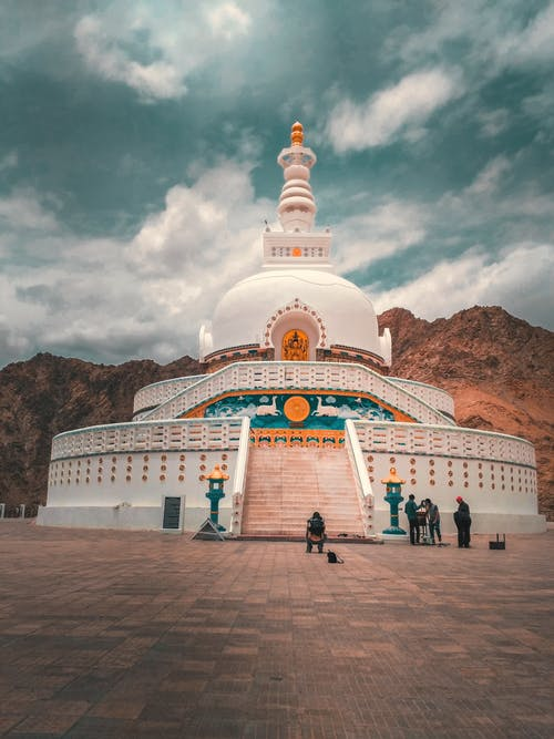 Imagine de stoc gratuită din arhitectură, destinația calatoriei, ladakh