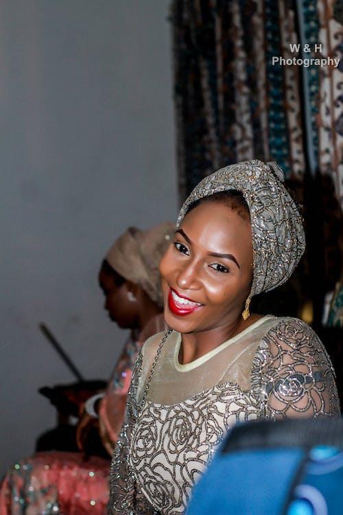 Free stock photo of joy, joyful, nigerian, portrait