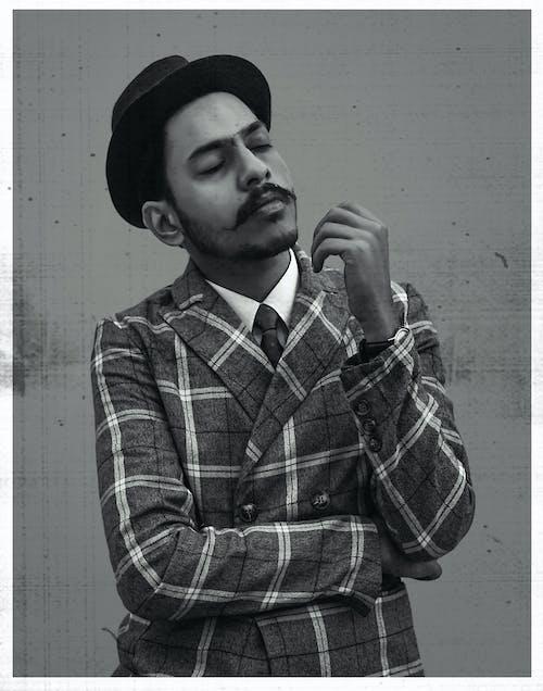 Gratis stockfoto met cap, edelman, fashion, fotografie