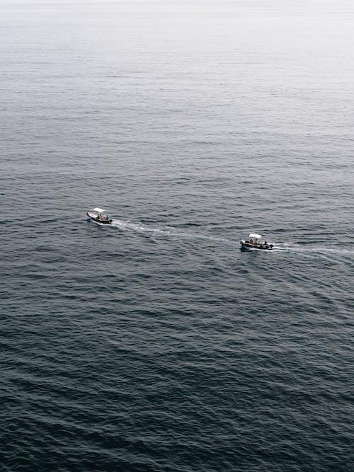 Foto stok gratis air, bahtera, gelombang, laut