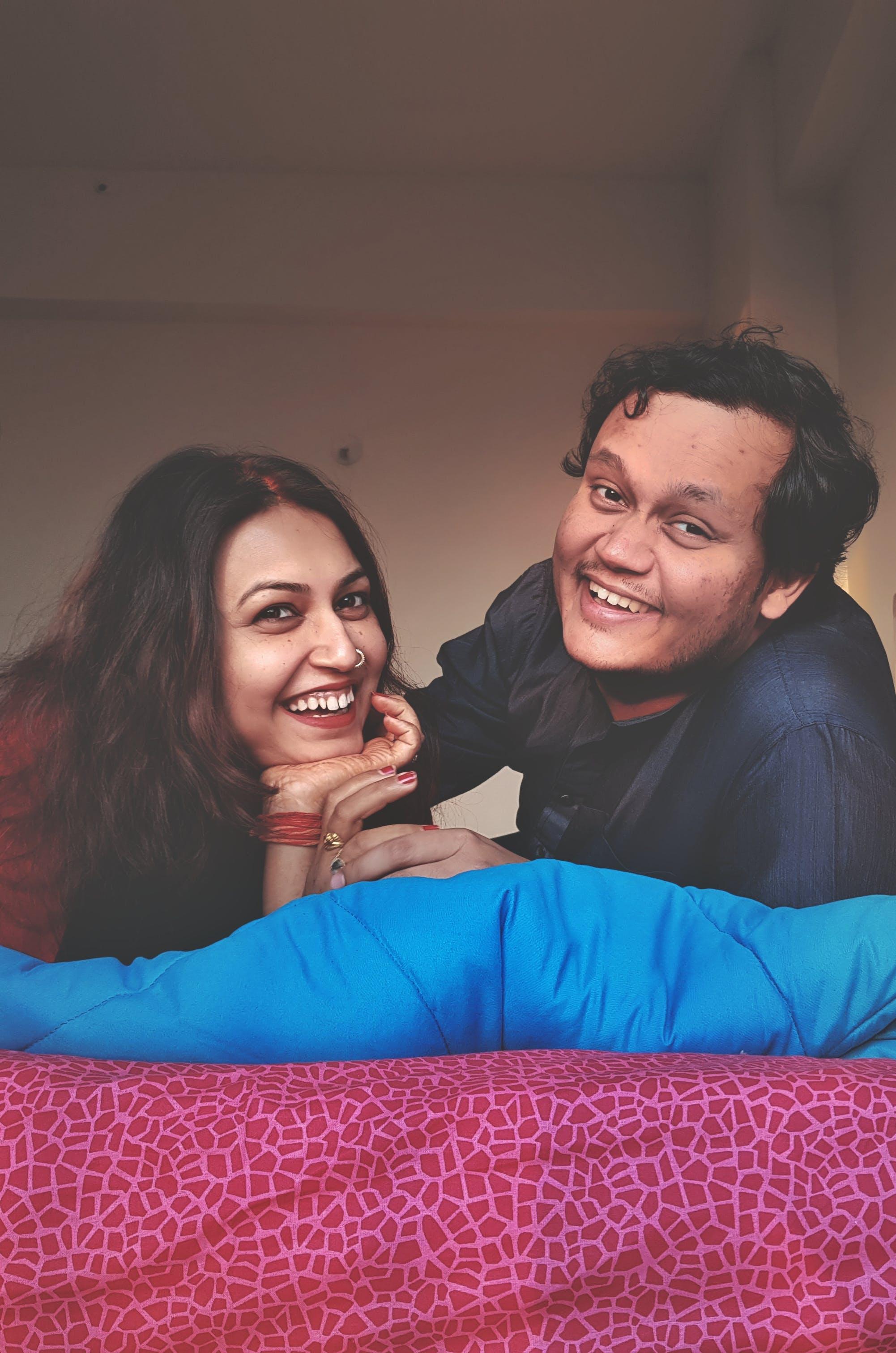 Ảnh lưu trữ miễn phí về Ấn Độ, cặp vợ chồng, Chân dung, chuẩn bị trước