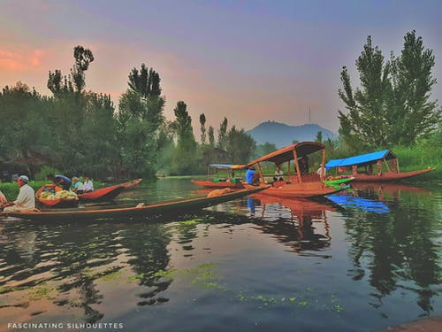 คลังภาพถ่ายฟรี ของ กล้องนิคอน, การถ่ายภาพทิวทัศน์, ทะเลสาบ dal, ทัศนียภาพ