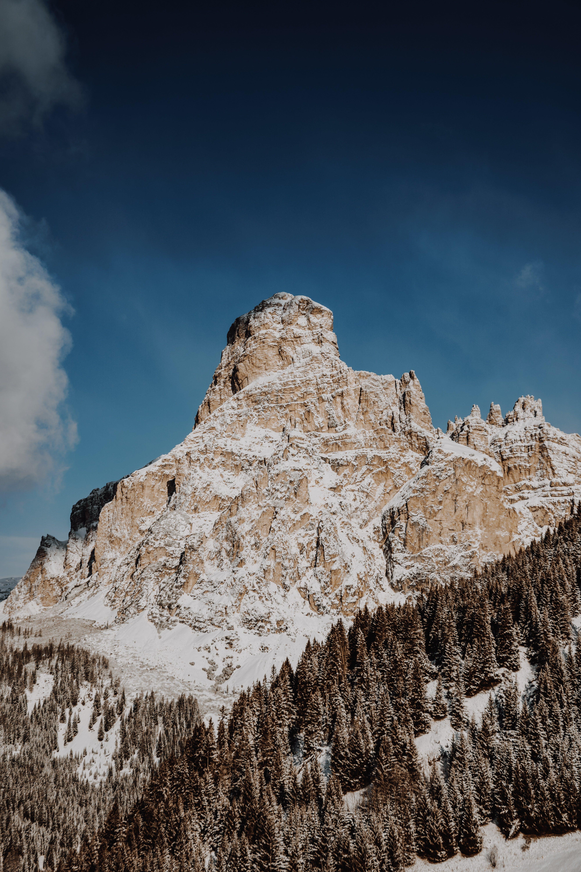 Photos gratuites de montagne, montagne rocheuse, nature, neige
