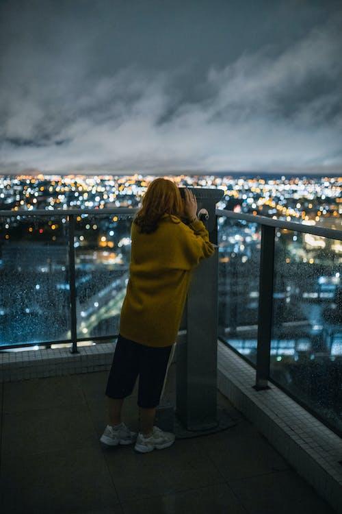 Ingyenes stockfotó belváros, ég, éjszaka, este témában