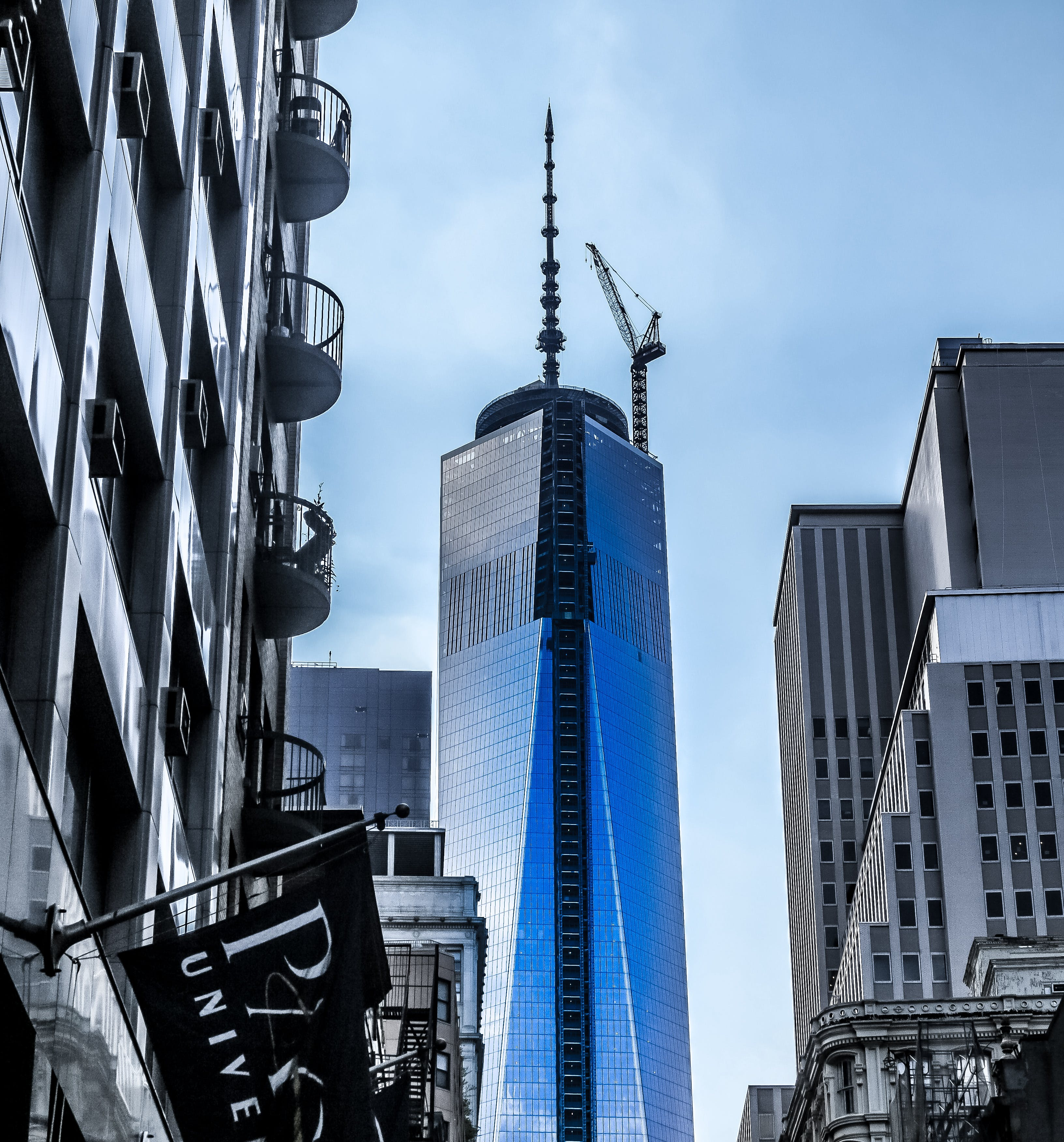 Free stock photo of 1 WTC, A Beautiful Sight, architecture, big city