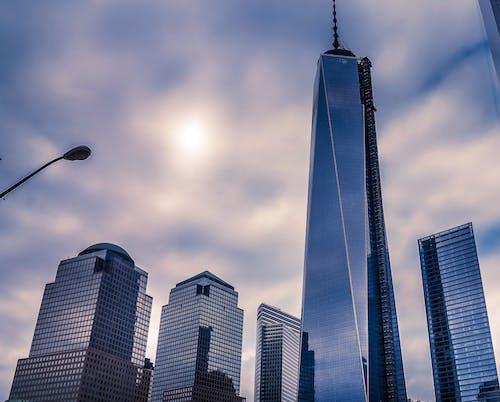 Gratis lagerfoto af arkitektur, manhattan, New york, new york city-baggrund