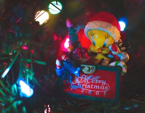 çizgi film karakteri, dönemsel, Noel, noel ağacı içeren Ücretsiz stok fotoğraf
