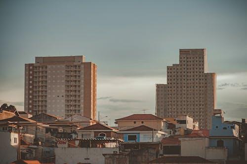 Free stock photo of cidade, predios, prédios residenciais