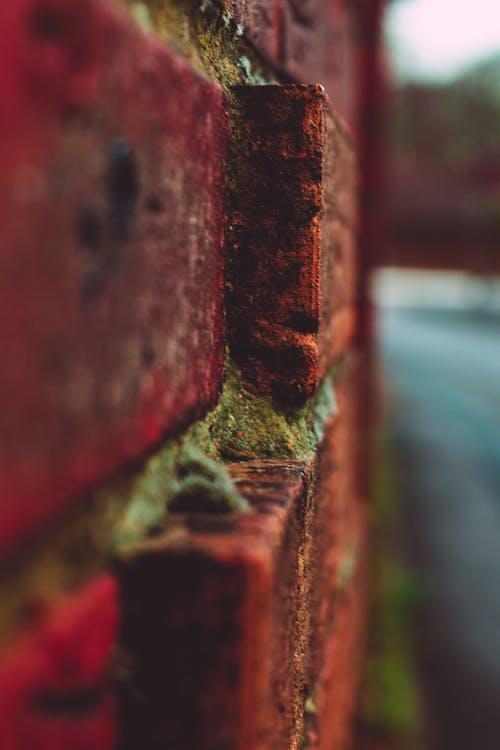 Free stock photo of brick, depth, detail, details