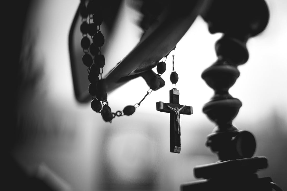 十字架, 天主教, 玫瑰園