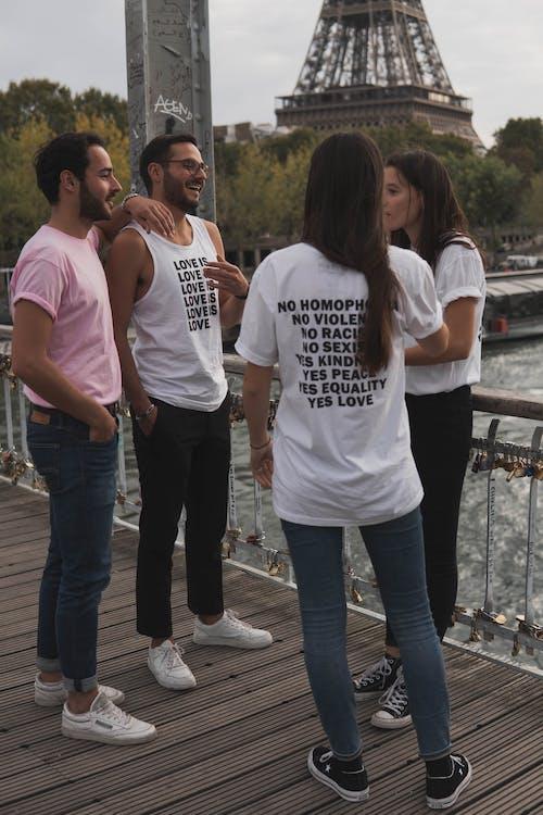 Foto profissional grátis de alunos, cidade, equidade, França