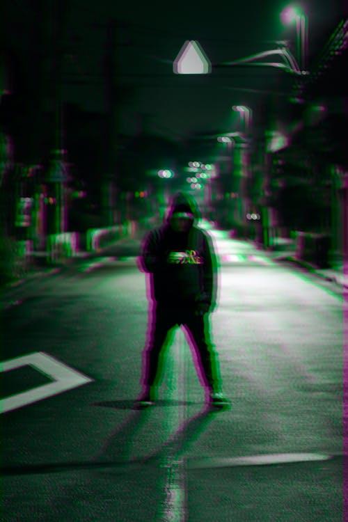 Gratis arkivbilde med dj, dystopisk, forvrengt, gate