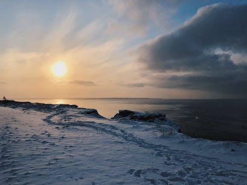 Gratis stockfoto met Estland, natuur, sneeuw, winter
