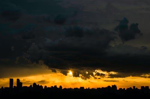 Imagine de stoc gratuită din apus, ora de aur, peisaj, pexelschegou