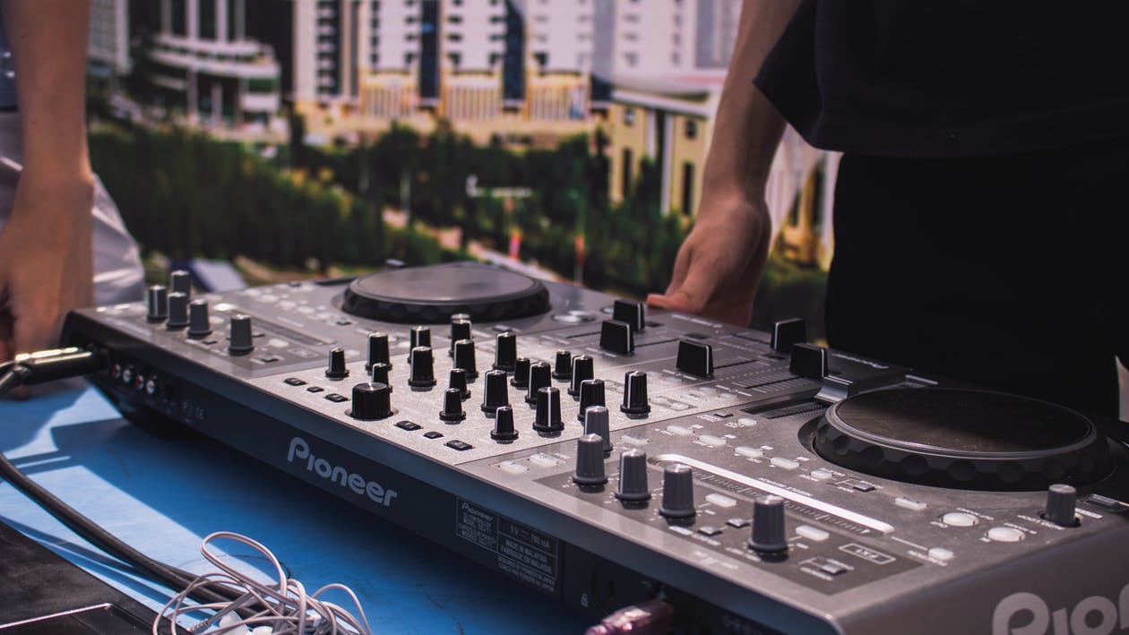 alat musik, campuran, dalam ruangan