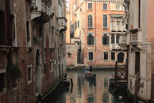 Free stock photo of gondola, grand canal, italy, venice