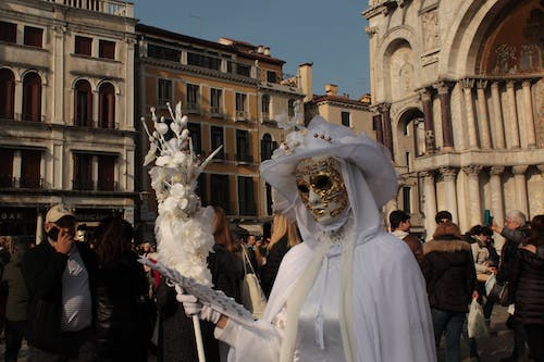 Free stock photo of carnival, italy, mask, venezia