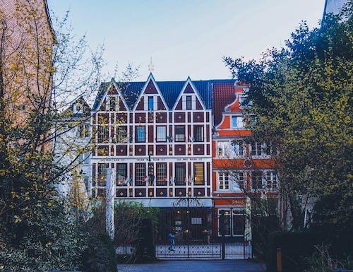 Δωρεάν στοκ φωτογραφιών με düsseldorf, αρχιτεκτονική, Γερμανία, Γερμανός