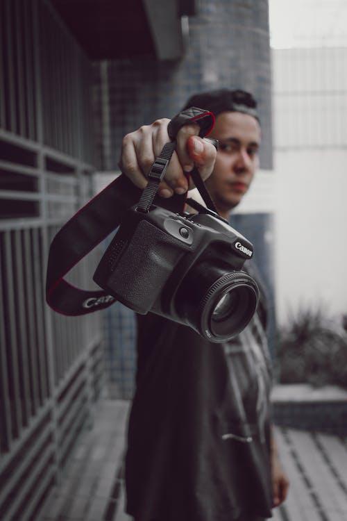 Безкоштовне стокове фото на тему «Canon, великий план, гаджет, камера»