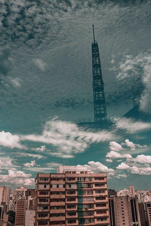 Foto profissional grátis de céu, cidade, construção, estrutura