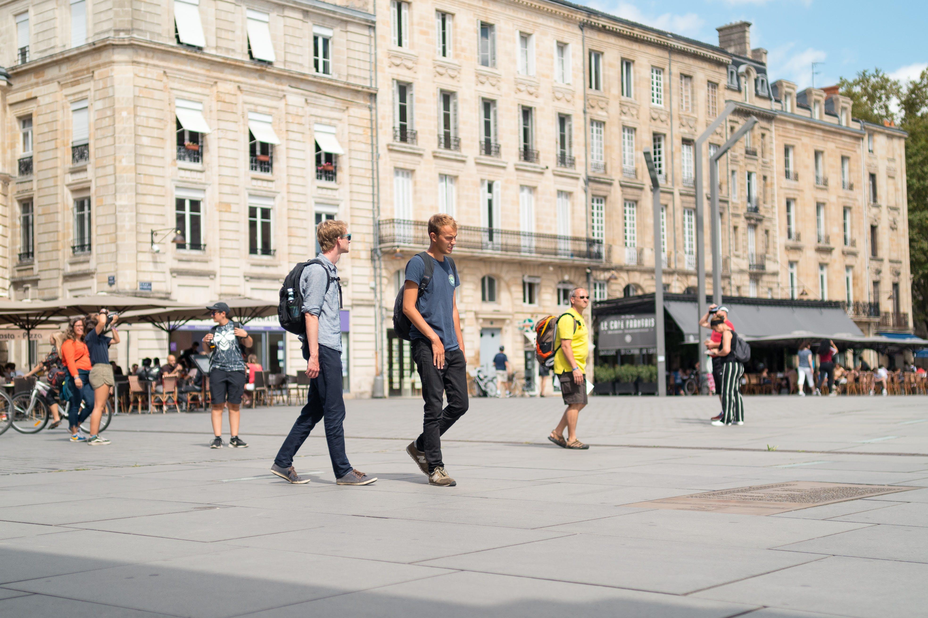 Free stock photo of background, bdx, bordeaux, city life