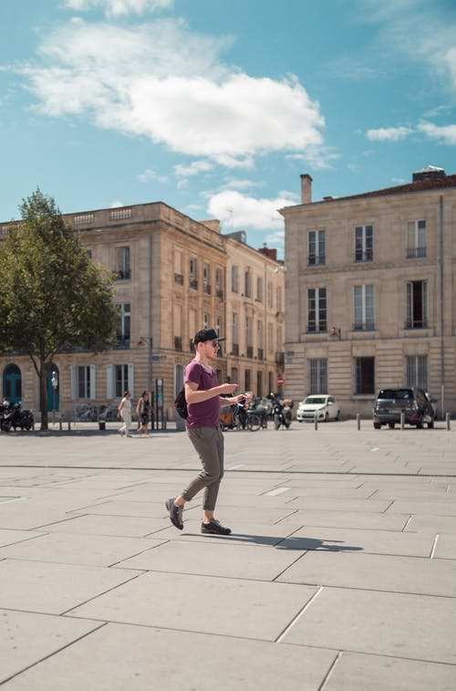 Free stock photo of beauty, blue sky, bordeaux, boy