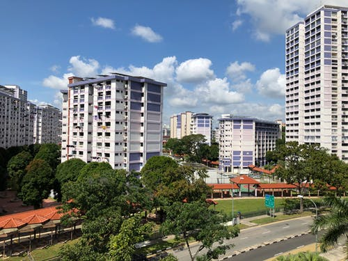 Free stock photo of Ang mo kio, building, Hdb, Public housing