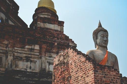 Kostnadsfri bild av arkitektur, buddha, buddhism, byggnad