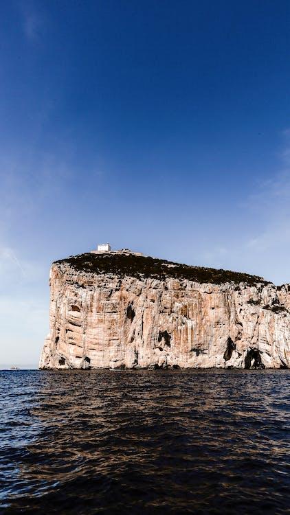 シースケープ, 山, 岩