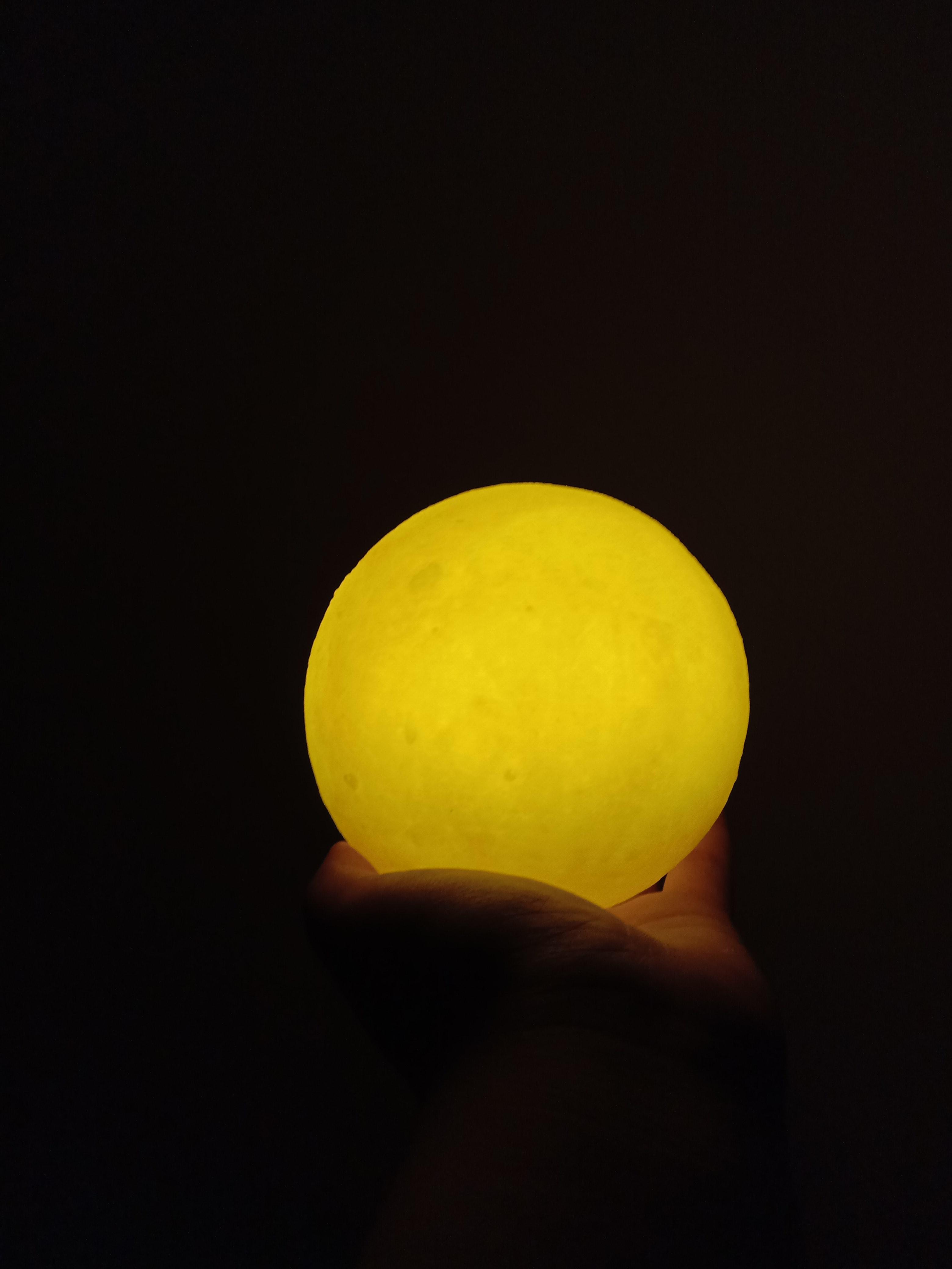 Free stock photo of light, moon